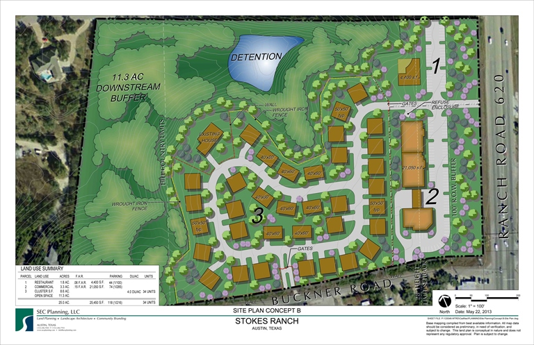 Stokes Ranch Development
